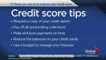 5 things you can do to improve your credit score